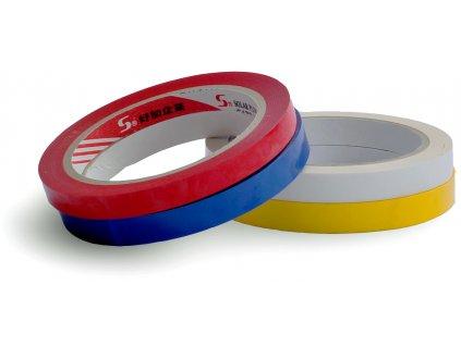 Lepicí páska do lepičky sáčků LS 16 (Lepicí páska T 91000-T1-Y - žlutá)