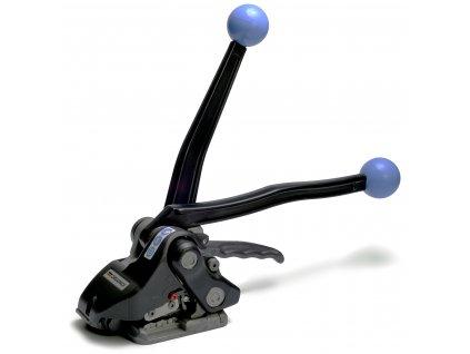 Mechanický páskovač ORGAPACK OR-H 47 (Páskovač OR-H 47.19 pro šíři pásky 19 mm a tloušťky 0,38-0,63mm, hmotnost 3,5 kg, síla utažení 650 kg)