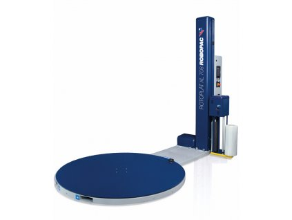 ROTOPLAT XL pro ovinování velkých palet (Ovinovací stroj ROTOPLAT XL PVS - s variabilním předepínáním fólie 0-400% a ovládáním napínání i předepínání z ovládacího panelu)
