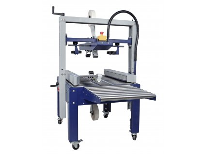 Lepicí stroje ROBOTAPE M (Lepící stroj ROBOTAPE 80 M - pro max. velikost produktu d.š.v. ∞x800x800 mm, min. 150x110x150 mm)