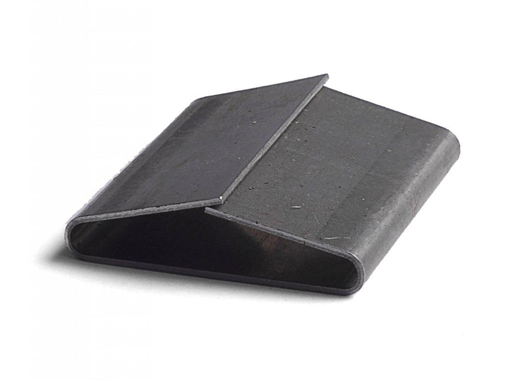1227 ocelova spona uzavrena sire 25 mm