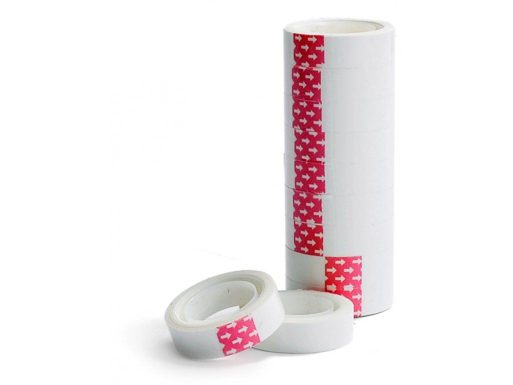 Lepiaca páska do lepičky vreciek, sáčkov LS 19 - balenie 12 ks