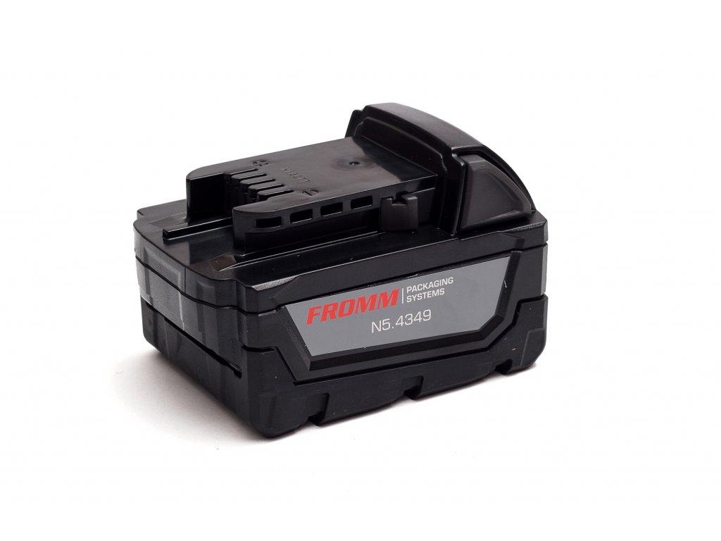 Aku Li lon baterie pro páskovač FROMM P318, P328, P329, P331