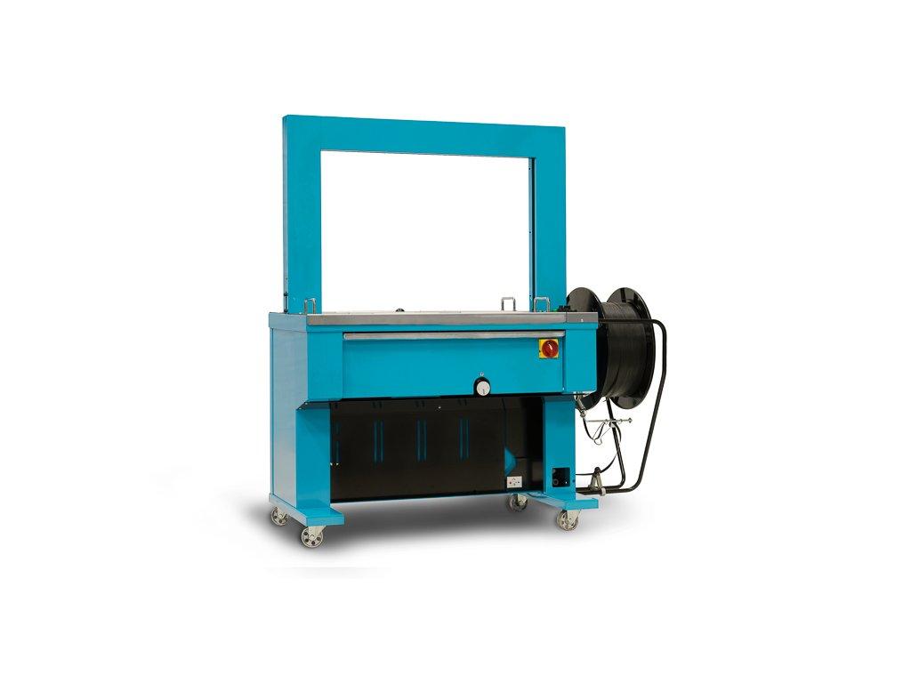 Páskovací stroj TP-6000 (Páskovací stroj TP 6000 85060015 - s rámem o rozměru š.850x v.600 mm, pro PP pásku šíře 15 mm)