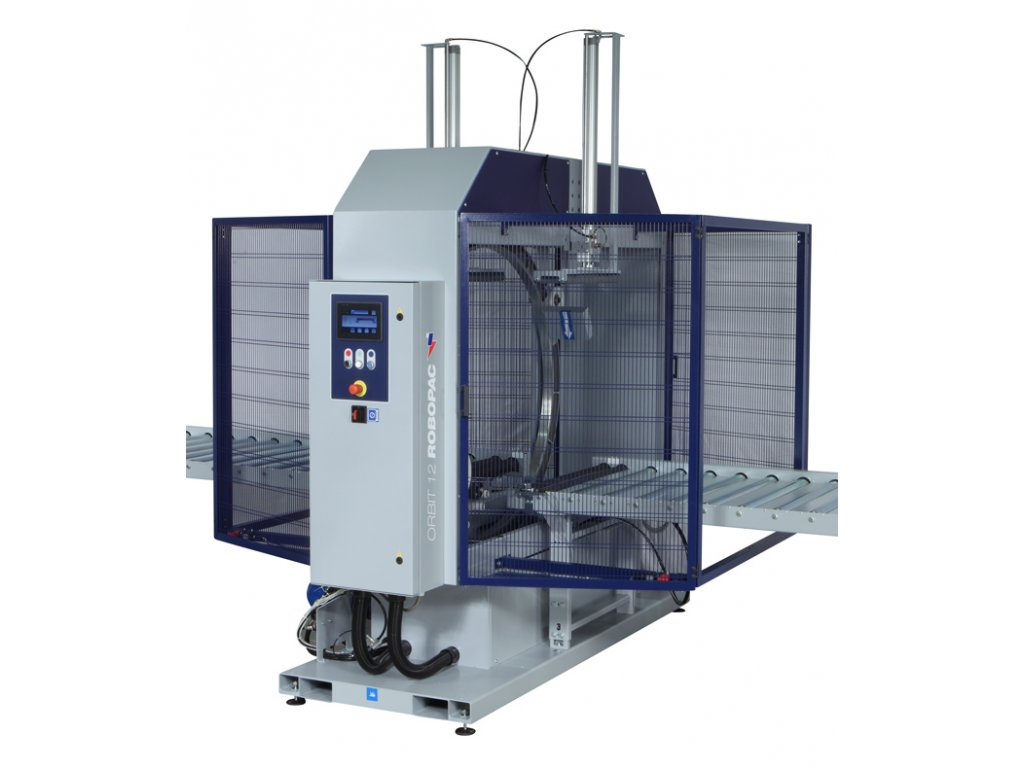 Horizontální ovíječka ORBIT 12 (Ovinovací stroj ORBIT 12-250 - pro šíři stretch fólie 250 mm)