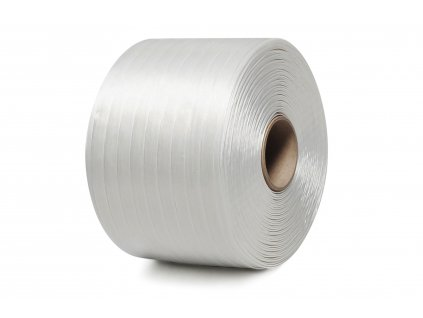 PES textilná viazacia páska - lepená, 13mm