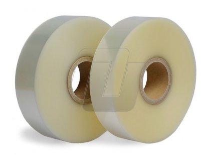 Fóliová páska - Tepelný svár (Vázací páska FTB9030190 30 mm 190 m 90 μm 50 mm 50 ks 30 ks MS)