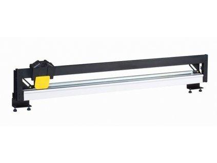 Stolní řezačka fólie - 100-150 cm (Odvíječ fólie H150-S - max.šíře fólie 1500 mm, celkové rozměry š.d.v. 1760x100x210 mm)