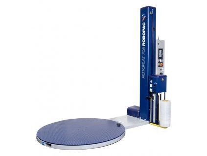 Ovinovací stroj ROTOPLAT (Ovinovací stroj ROTOPLAT PVS - s variabilním předepínáním fólie 0-400% a ovládáním napínání i předepínání z ovládacího panelu)
