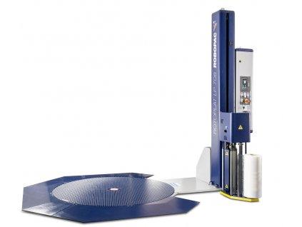 Ovinovací stroj ROTOPLAT LP (Ovinovací stroj ROTOPLAT PVS TP3 - s variabilním předepínáním fólie 0-400% a ovládáním napínání i předepínání z ovládacího panelu)