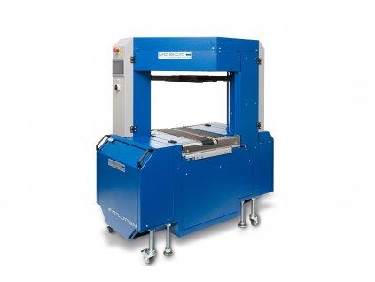 Plne automatický páskovací stroj EVOLUTION SONIXS TRI-6 PRO - In-line páskovanie