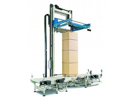 EVOLUTION SONIXS MS-6-H plne automatický horizontálny páskovací stroj