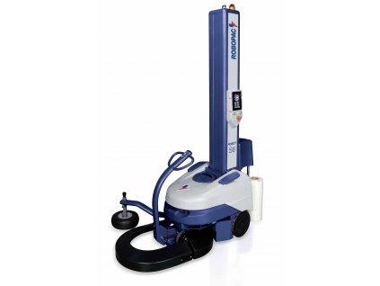 Ovinovací robot ROBOT S6 (Ovinovací stroj ROBOT S6 PVS - s variabilním předepínáním fólie 0-400% a ovládáním napínání i předepínání z ovládacího panelu)