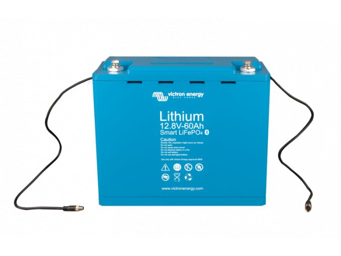 Victron Energy Smart LiFePO4 batéria 12,8V 60Ah