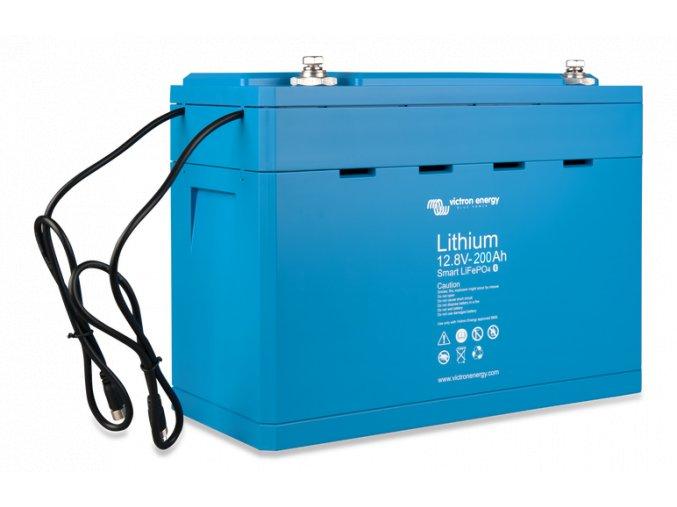 Victron Energy Smart LiFePO4 batéria 12,8V 200Ah