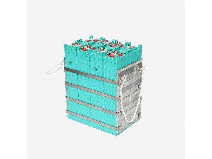 GBS LiFePO4 batéria s vysokým výkonom (12V 100 Ah) 1