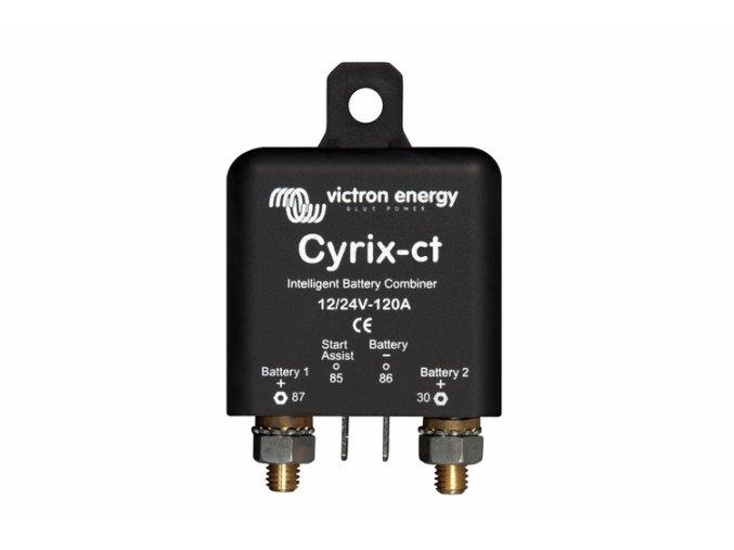 Prepojovač batérií Cyrix ct 12 24V 120A