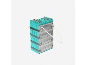 GBS LiFePO4 batéria s vysokým výkonom 12,8V 30 Ah 1