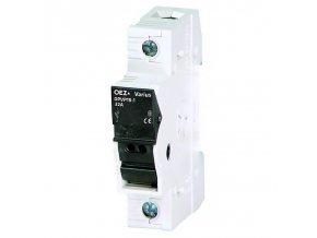 Odpínač valcových poistiek OPVP10 1 32A 1P veľkosť 10x38