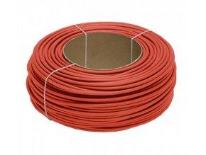 Solárny kábel KBE 4mm² červený