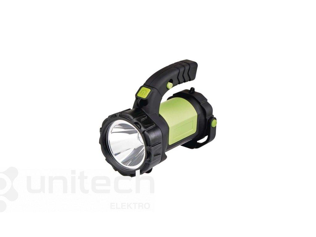 CREE LED + COB LED nabíj. svietidlo P4526, 310 lm, 2000 mAh