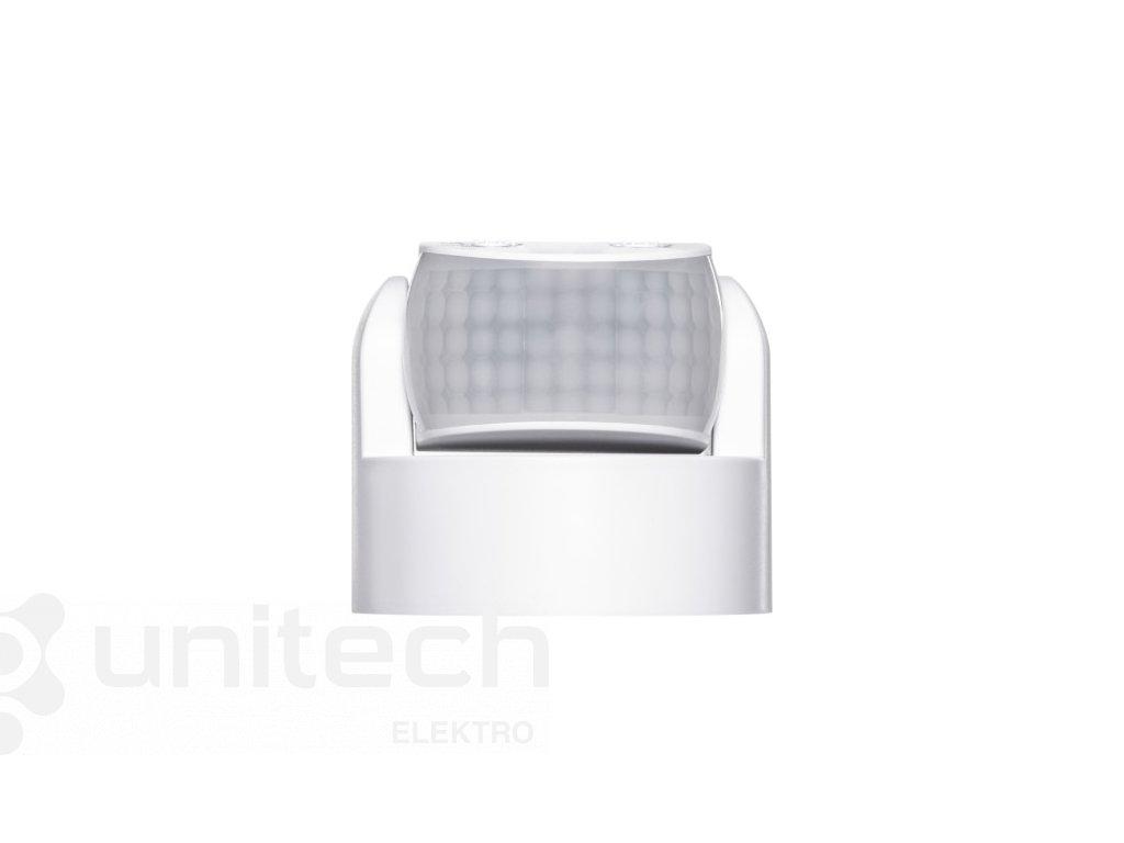 PIR senzor (pohybové čidlo) IP65 1200W, biely