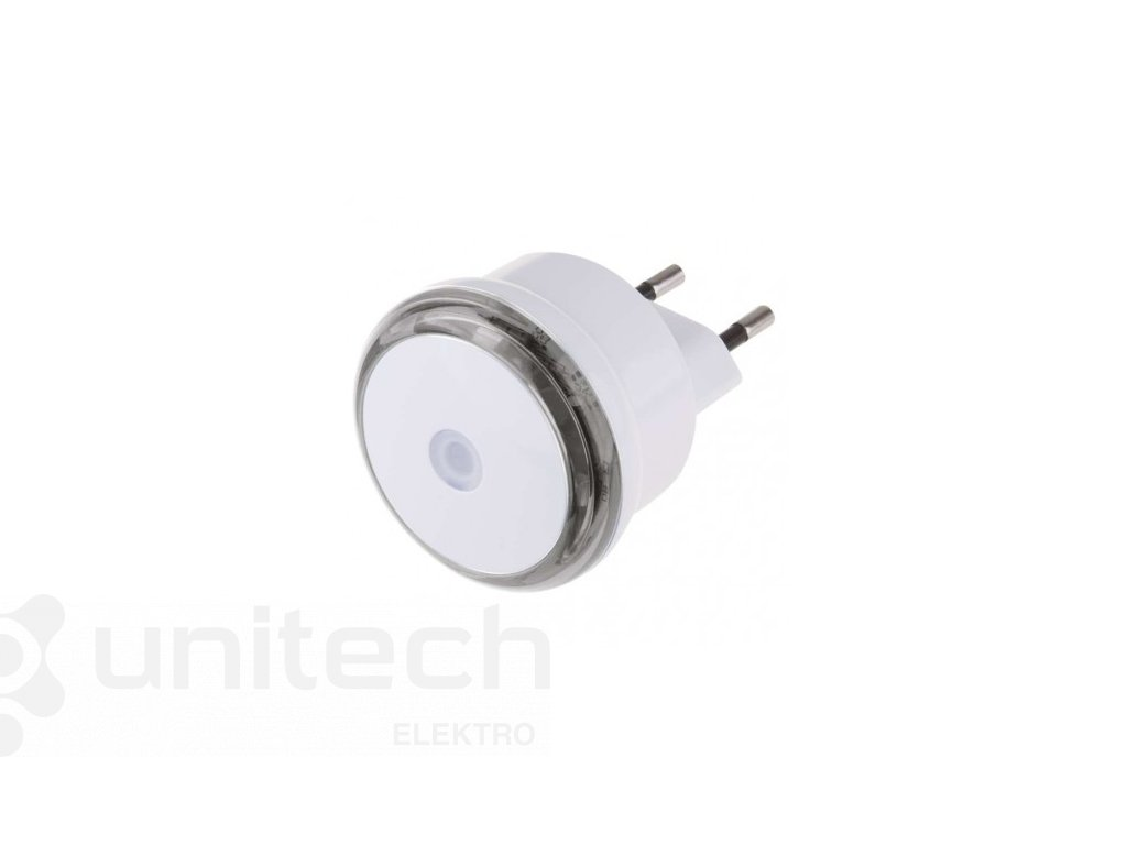 LED nočné svetlo P3306 s fotosenzorom do zásuvky