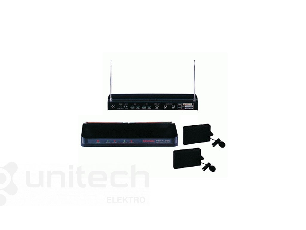 mikrofon bezdratovy wr202 2xvt203p tp03231