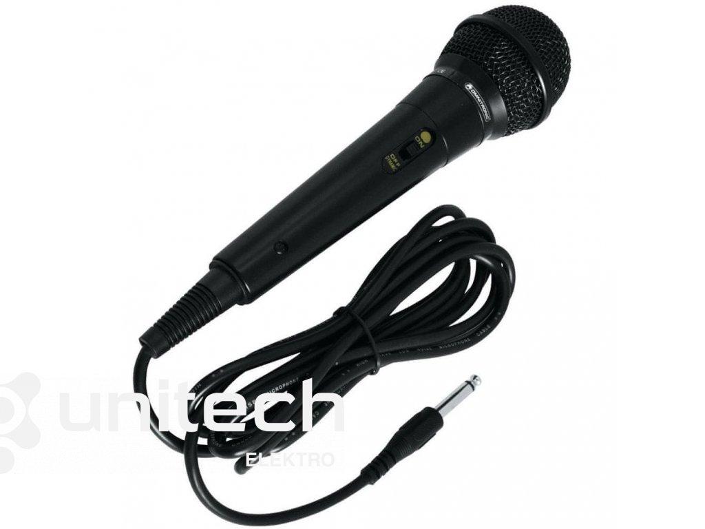 Dynamický mikrofón Omnitronic M-22