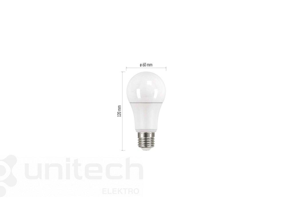LED žiarovka Classic A60 14W E27 teplá biela