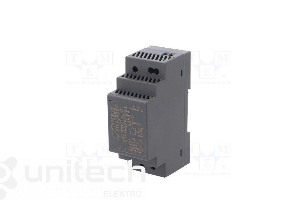 Napájací zdroj ESPE-HDN3015 ESPE, 15VDC, 2A, 30W
