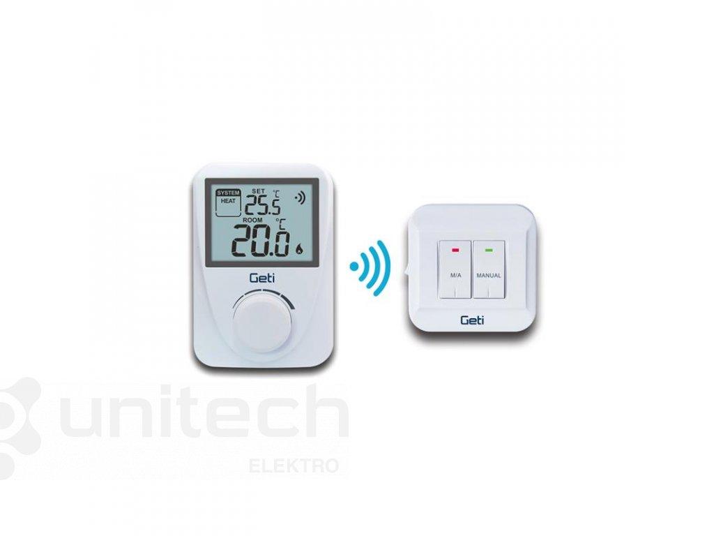 termostat geti grt02 bezdrotovy
