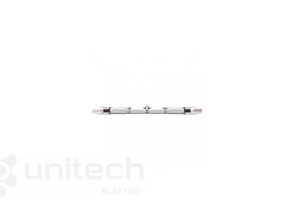 Lineárna halogénová žiarovka J118 400W R7s teplá biela