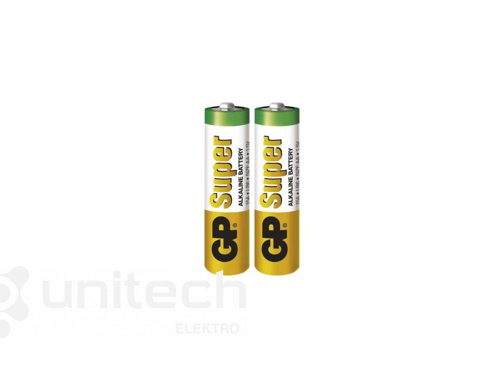 Alkalická batéria GP Super LR6 (AA)