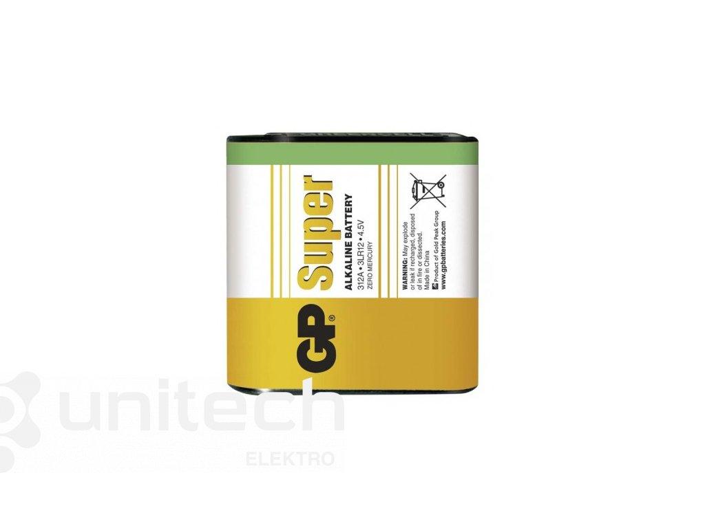 Alkalická batéria GP Super 3LR12 (4,5V)
