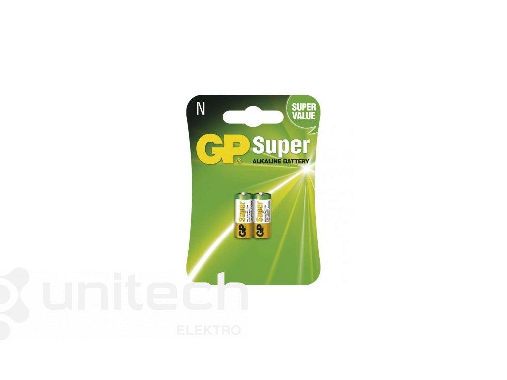 Alkalická špeciálna batéria GP 910A (LR1) 1,5 V