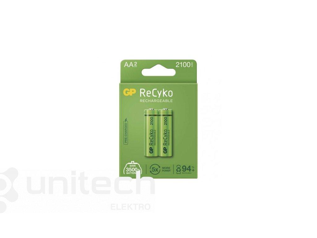 Nabíjacia batéria GP ReCyko 2100 (AA) 2 ks