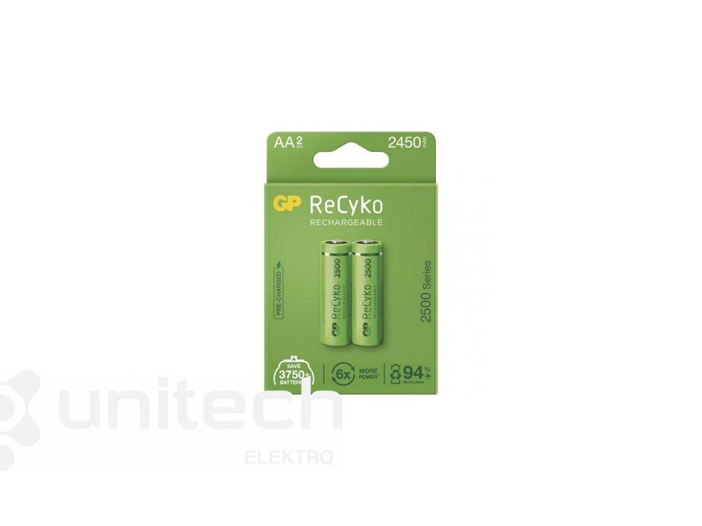 Nabíjacia batéria GP ReCyko 2500 (AA) 2 ks