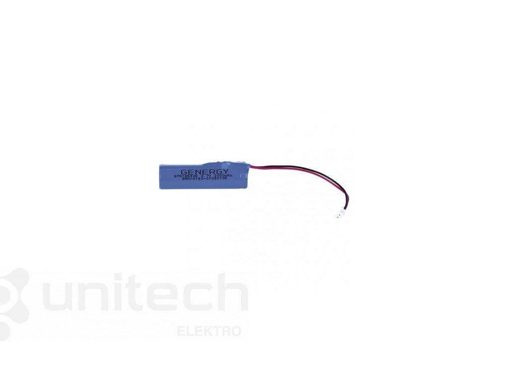 Náhradná Li-ion batéria ku svietidlu P4515,P4517, 3,7 V/2 Ah