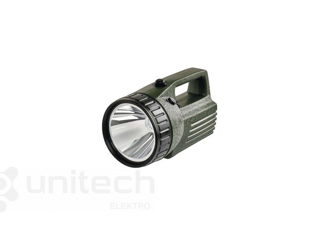 LED nabíjacie svietidlo P2307, 380 lm, olov. aku 4000 mAh