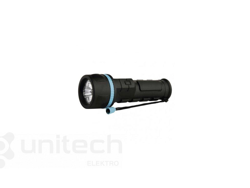 LED ručné svietidlo P3862, 20 lm,2× D
