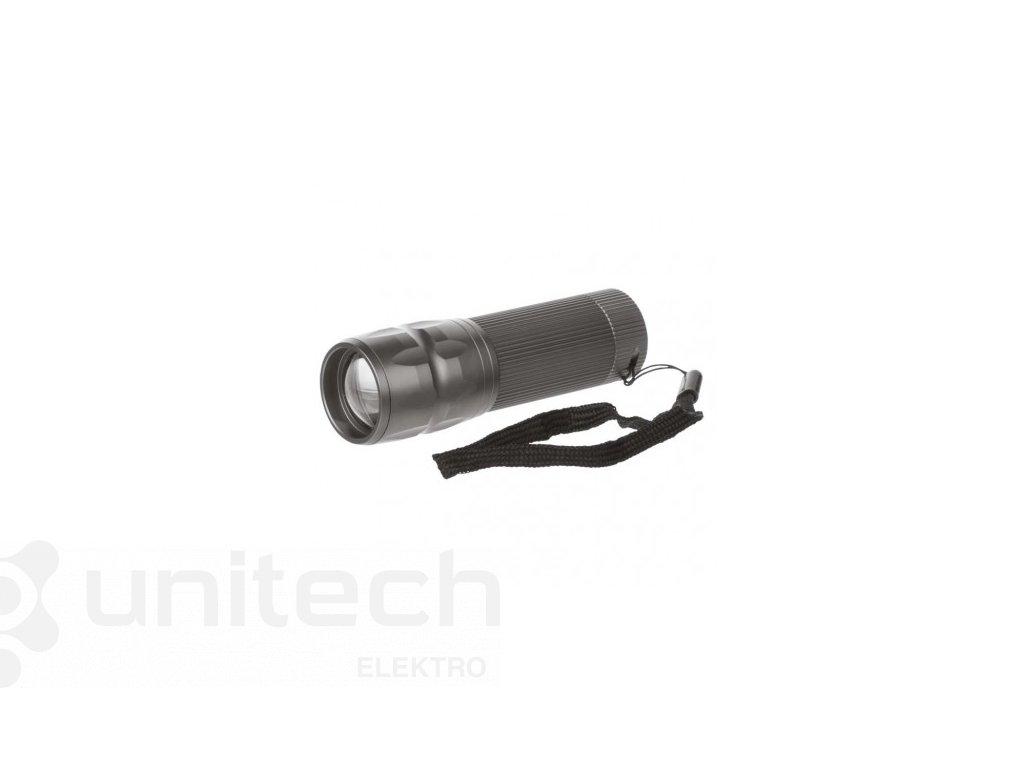 LED ručné svietidlo P3899, 300 lm, 4× AAA, fokus