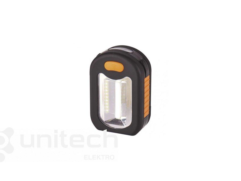 COB LED pracovné svietidlo P3889, 200 lm, 3× AAA, 12 ks