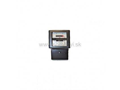 Merač spotreby elektriny 5031H , 1-fázový , 230-250V , 10/30A