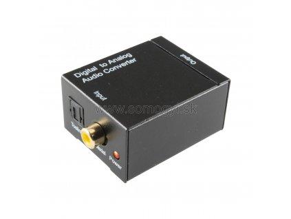 Digitálny-analógový audio prevodník DTA AUDIO
