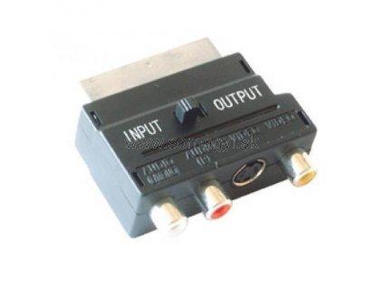 Audio-video redukcia S50S