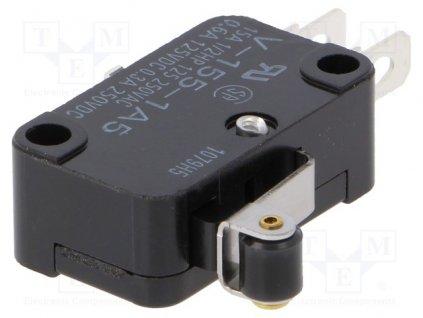 Mikrospínač V-155-1A5 OMRON OCB