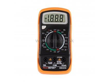 Digitálny multimeter  SMA 830
