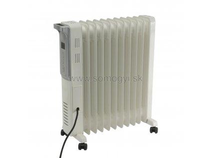 Olejový radiátor FKO 11 LCD, digitálny