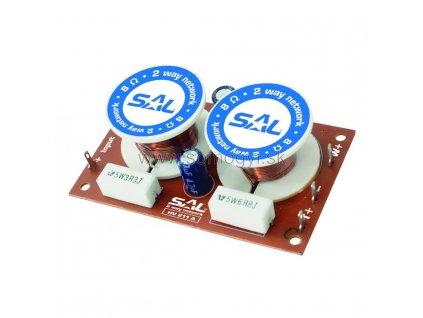 Elektronická výhybka HV211, dvojpásmová, 100W